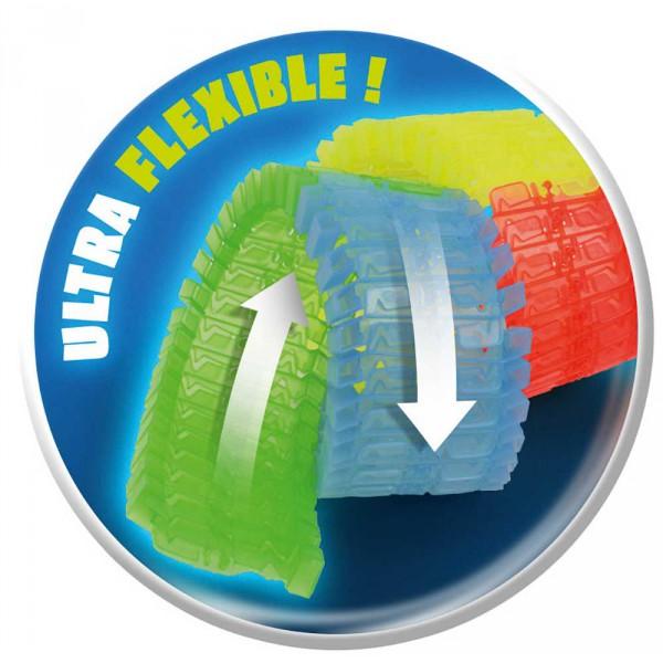 Lumineuses Aux La Voitures Circuit Boutique Flexible 9DHIE2