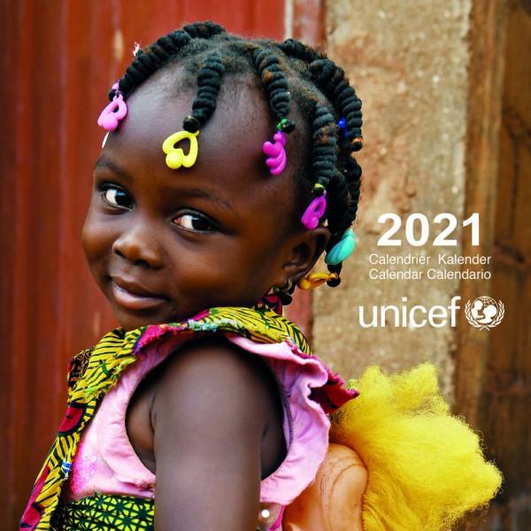 Calendrier 2021 Sourires d'enfants   Boutique Solidaire UNICEF